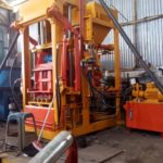 MESIN PRESS BATAKO PAVING BLOCK
