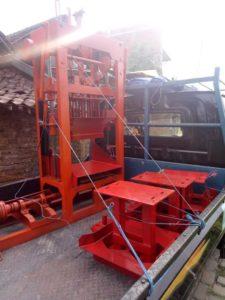 Jual mesin paving block Indonesia