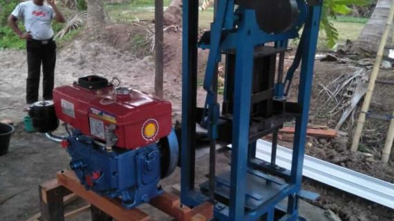 0813.5495.4655(Tsel)Jual mesin buat paving block di Kabupaten Maluku barat daya