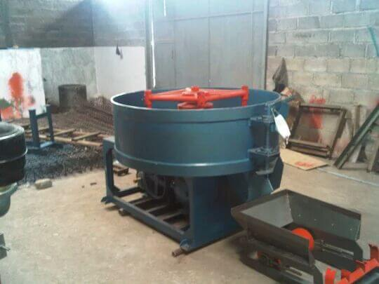 Jual mesin press batako di Bondowoso,