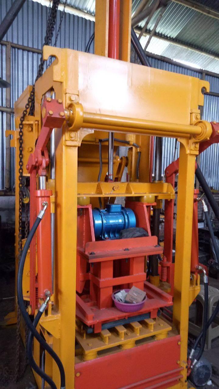 Jual mesin press batako surabaya