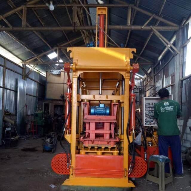 Jual mesin press batako Bojonegoro