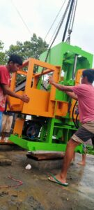 Jual mesin press batako Ponorogo