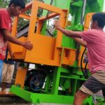Jual Mesin press batako di Situbondo hub 0813.5495.4655