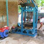 Jual mesin press batako Tuban