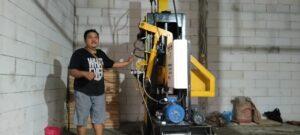 Jual mesin paving block Tasikmalaya