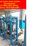0813.5495.4655(Tsel)Jual Mesin press batako Tulungagung